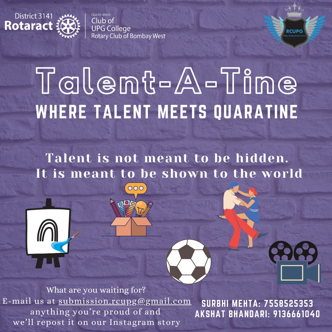 Rotract Talent A Time